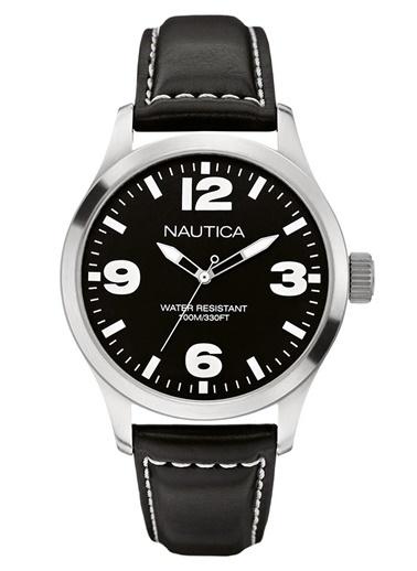 Nautica Saat Siyah